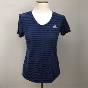 Adidas Climalite Ultimate Tee V-Neck Shirt M
